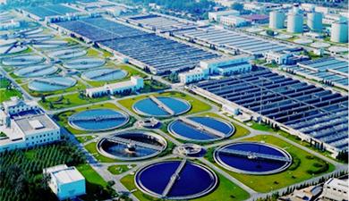 中国最大的污水处理厂--北京高碑店污水处理厂