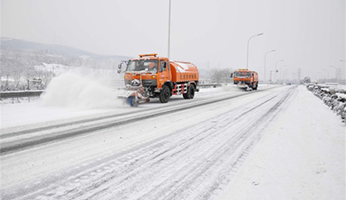 机械化联合除雪